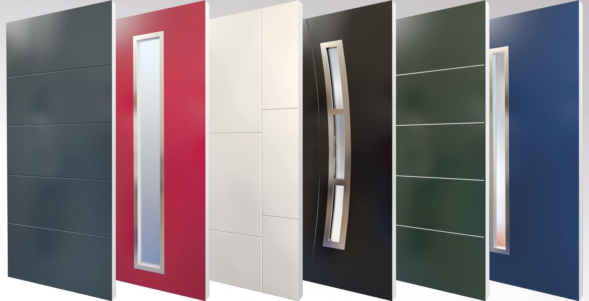 New Designer Door Panels Smart Systems